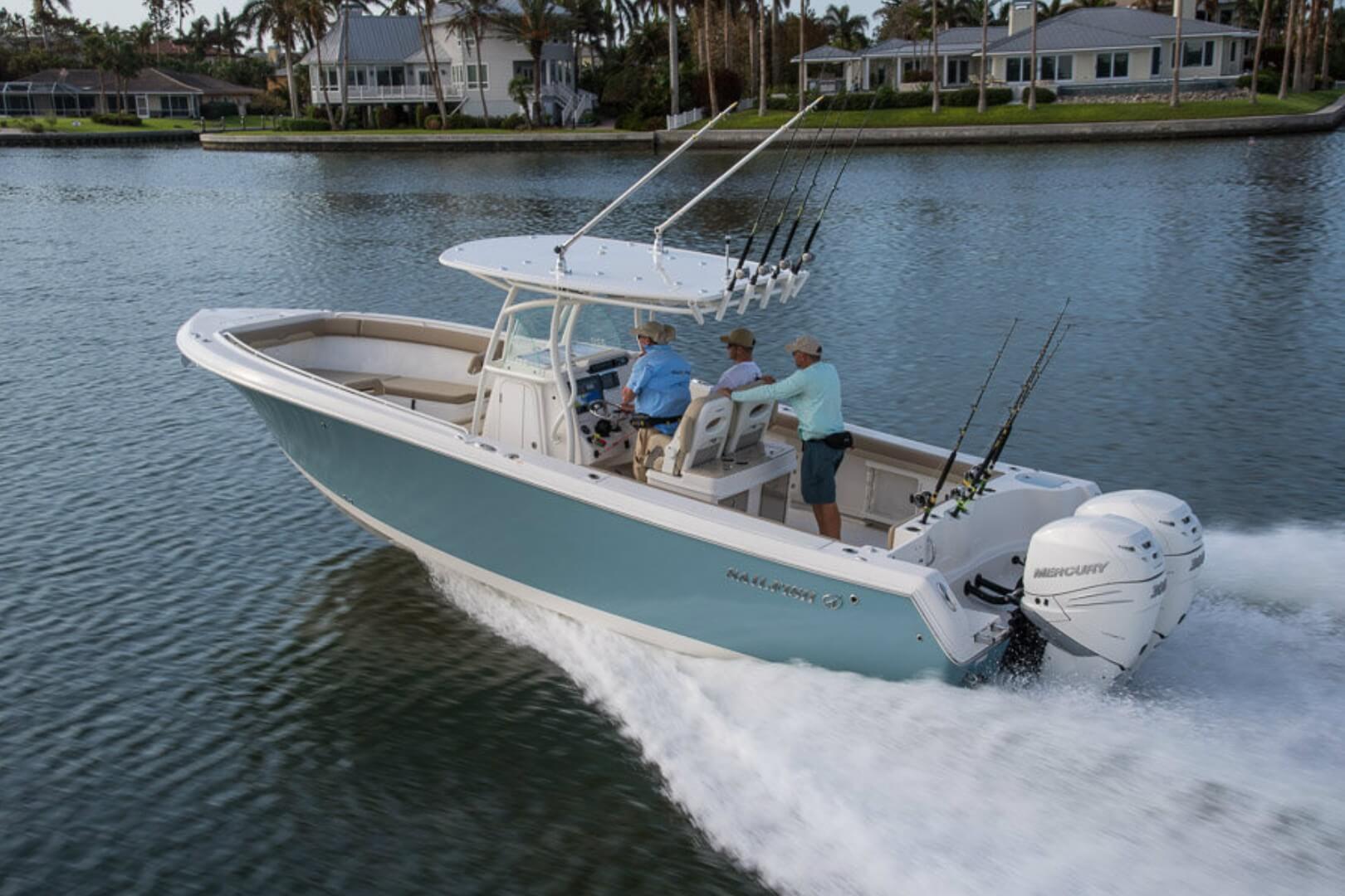 Sailfish 320